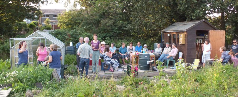 Barbecue July 2014